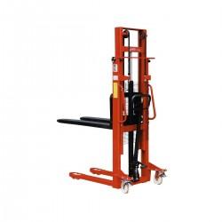 Gerbeur manuel 500 kg 1600 mm fourches réglables