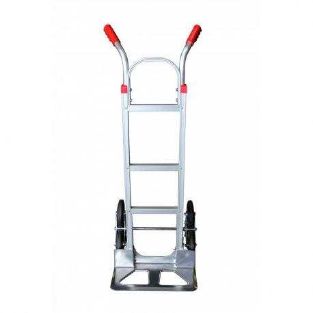 Diable aluminium 3 roues monte-escaliers