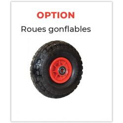 Option roues gonflables